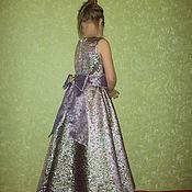 Работы для детей, ручной работы. Ярмарка Мастеров - ручная работа нарядные платья. Handmade.