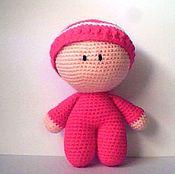 Куклы и игрушки ручной работы. Ярмарка Мастеров - ручная работа пупс йо-йо. Handmade.