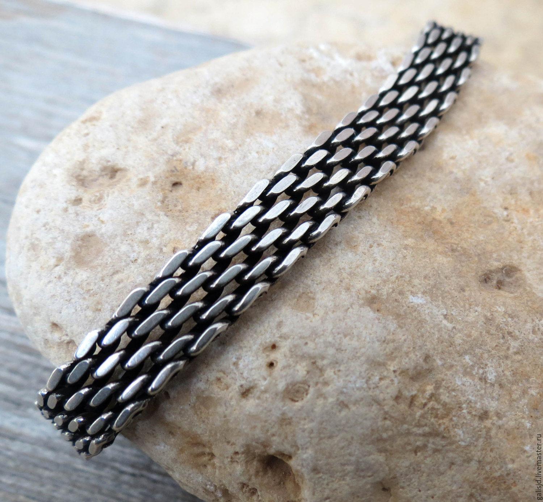 3dcb58418d9d Men s Bracelet - Men s Silver Bracelet - Men s Jewelry - Men s Gift ...