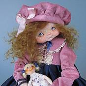 """Куклы и игрушки ручной работы. Ярмарка Мастеров - ручная работа """"La petite coquette Giselle"""". Handmade."""