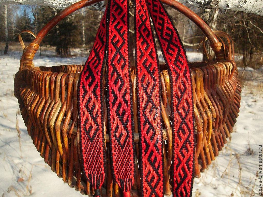 The zone of the 'Northern' black - red, Ware in the Russian style, Chrysostom,  Фото №1