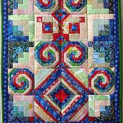 Для дома и интерьера handmade. Livemaster - original item Prayer rug. Handmade.