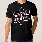Одежда handmade. Livemaster - original item T-Shirt Spider-Man - Fun Is Real. Handmade.