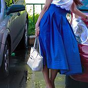 Одежда handmade. Livemaster - original item The skirt is lush pleated