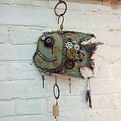 Для дома и интерьера ручной работы. Ярмарка Мастеров - ручная работа Интерьерная подвеска Рыба. Handmade.