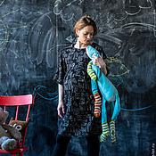"""Одежда ручной работы. Ярмарка Мастеров - ручная работа Платье для беременных """"Сплошные формальности"""". Handmade."""