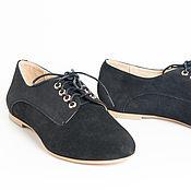 Обувь ручной работы. Ярмарка Мастеров - ручная работа Туфли Tale. Handmade.