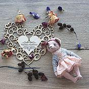 Куклы и игрушки ручной работы. Ярмарка Мастеров - ручная работа Ладошковые малыши. Handmade.