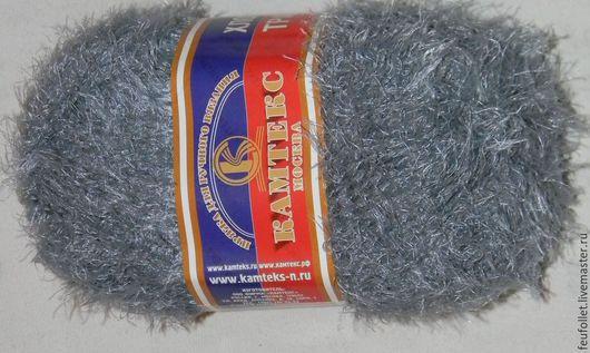 Вязание ручной работы. Ярмарка Мастеров - ручная работа. Купить Пряжа хлопок травка Камтекс. Handmade. Хлопок травка, Камтекс