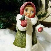 Куклы и игрушки handmade. Livemaster - original item Cooking, cotton toy. Handmade.