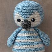 Куклы и игрушки ручной работы. Ярмарка Мастеров - ручная работа Пингвинчик Луи. Handmade.