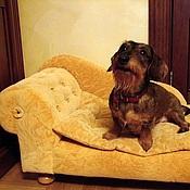 Для домашних животных, handmade. Livemaster - original item Sofa for dogs, cats Favorite order in size.. Handmade.