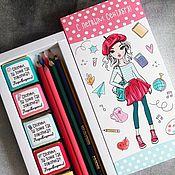 Сувениры и подарки handmade. Livemaster - original item Gifts for September 1. Handmade.