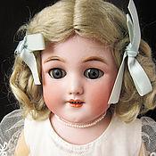 Куклы и игрушки ручной работы. Ярмарка Мастеров - ручная работа Антикварная кукла Санта. Handmade.