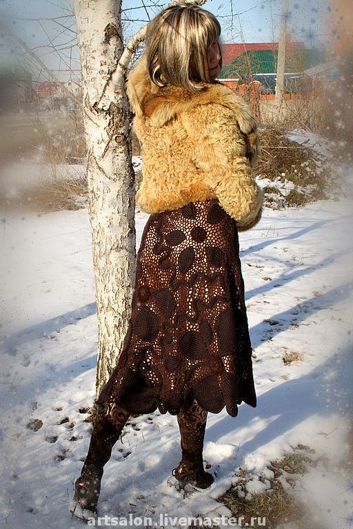 Юбки зима осень с доставкой