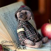 Куклы и игрушки ручной работы. Ярмарка Мастеров - ручная работа медведица Алва. Handmade.