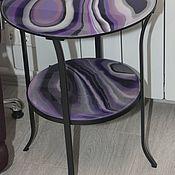 Столы ручной работы. Ярмарка Мастеров - ручная работа Столы: Журнальный столик. Handmade.