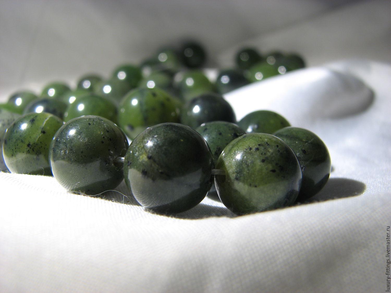 Jasper beads, natural, Baikal 12 mm, Beads1, Moscow,  Фото №1