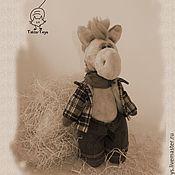 Куклы и игрушки ручной работы. Ярмарка Мастеров - ручная работа Дикий Дикий Понь. Handmade.