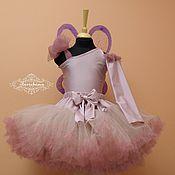 Работы для детей, ручной работы. Ярмарка Мастеров - ручная работа Карнавальный костюм Фея Винкс, Фея цветов. Handmade.