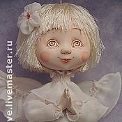 """Куклы и игрушки ручной работы. Ярмарка Мастеров - ручная работа Кукла """"Ангел Лапочка"""". Handmade."""