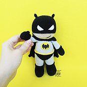 Куклы и игрушки handmade. Livemaster - original item Batman. Handmade.