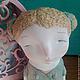 Коллекционные куклы ручной работы. Принцесса. Штуковины – Юлия Краева-Кенкадзе. Ярмарка Мастеров. Кукла в подарок, корона, металл