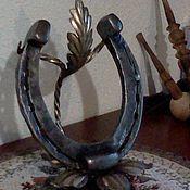 Для дома и интерьера ручной работы. Ярмарка Мастеров - ручная работа Историческая подкова. Handmade.