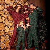 Одежда handmade. Livemaster - original item Home costumes of family bow