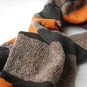 Аксессуары handmade. Livemaster - original item scarf unisex. Handmade.