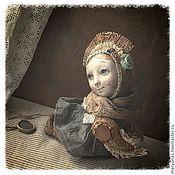 Куклы и игрушки handmade. Livemaster - original item Sirin bird Teddy $ . Handmade.