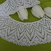 Аксессуары handmade. Livemaster - original item Lace collar No. №32. Handmade.