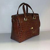 Сумки и аксессуары handmade. Livemaster - original item Bag leather 204A. Handmade.