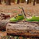 """Обувь ручной работы. Валяные туфельки """"Осенняя свежесть"""". Климчук Марина    mari_tyme. Ярмарка Мастеров. Женская обувь"""