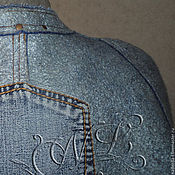 Одежда handmade. Livemaster - original item Felted cocoon coat