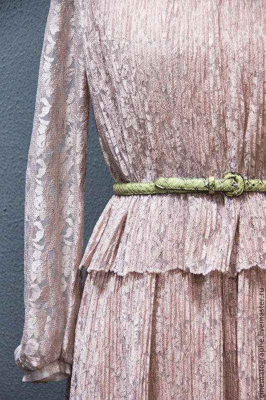 Одежда. Ярмарка Мастеров - ручная работа. Купить Платье винтажное 50-е годы. Handmade. Бледно-розовый, винтажное платье