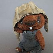 Куклы и игрушки ручной работы. Ярмарка Мастеров - ручная работа Бобер Алеша. Handmade.