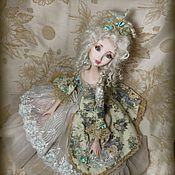 Куклы и игрушки ручной работы. Ярмарка Мастеров - ручная работа Будуарные нежности Виктория. Handmade.