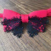 Аксессуары handmade. Livemaster - original item Women`s butterfly. Handmade.