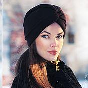 Аксессуары handmade. Livemaster - original item hat - turban (turban). Handmade.