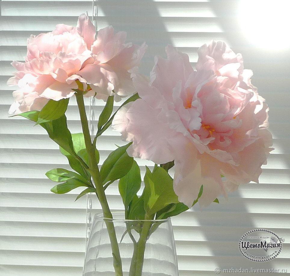 Copy of Copy of Copy of Copy of Copy of Swamp iris polymer clay, Flowers, Orel,  Фото №1