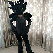 Костюмы ручной работы. Ярмарка Мастеров - ручная работа Костюм дракон Беззубик как приручить дракона. Handmade.