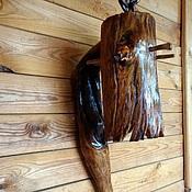 Для дома и интерьера ручной работы. Ярмарка Мастеров - ручная работа настенный светильник. Handmade.