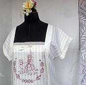 """Одежда ручной работы. Ярмарка Мастеров - ручная работа Платье """"Девочка с собакой"""". Handmade."""