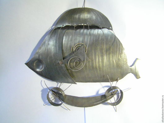 Подарки на Пасху ручной работы. Ярмарка Мастеров - ручная работа. Купить Рыба. Handmade. Рыба, символизм