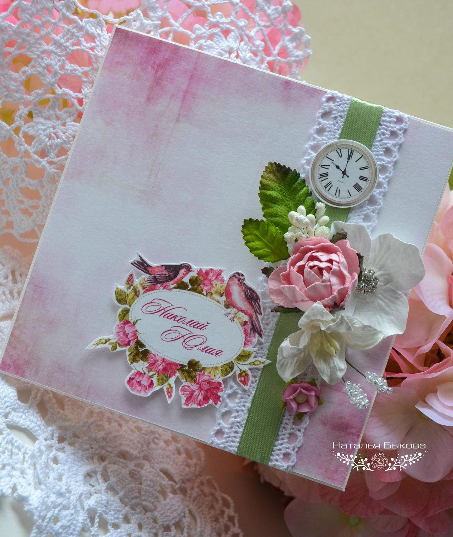 Приглашения на свадьбу ручной работы в Москве и Санкт 5