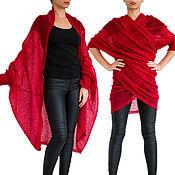 Одежда handmade. Livemaster - original item Cardigan Long cardigan for women