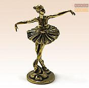 Модели ручной работы. Ярмарка Мастеров - ручная работа фигурка Балерина вариант 1. Handmade.