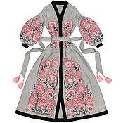 """Одежда handmade. Livemaster - original item Длинное платье """"Весенние Чары"""". Handmade."""