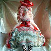Куклы и игрушки ручной работы. Ярмарка Мастеров - ручная работа Кукла Кармелита. Handmade.